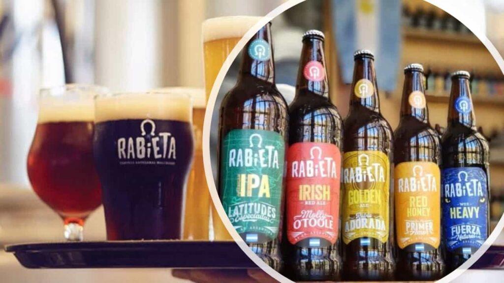 Estilos cerveza Rabieta