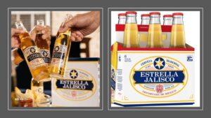 Historia de la cerveza Estrella Jalisco